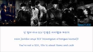 VIXX - Rock Ur Body [Hangul/Romanization/English] Color & Picture Coded HD