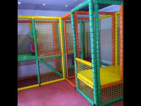 FunVille playground installation
