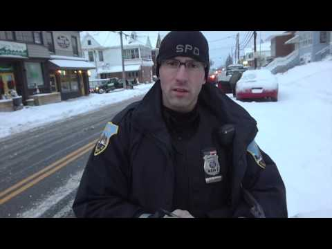 A Not So Nice Schenectady Police Officer