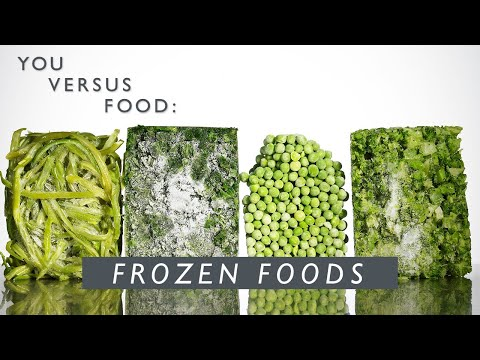 Healthy Freezer Foods, According To A Dietitian | You Versus Food | Well+Good