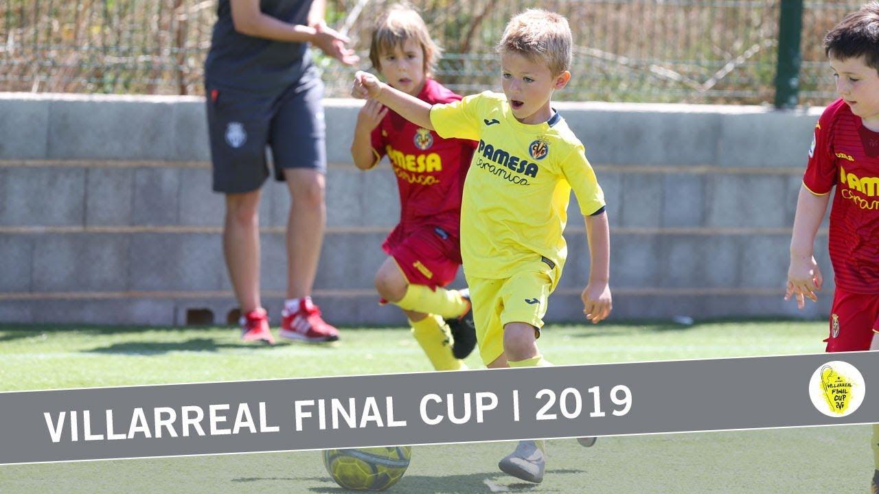 Empieza a rodar el balón en la Villarreal Final Cup | 2019
