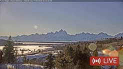 Teton View - Buffalo Valley in Moran Wyoming - SeeJH.com