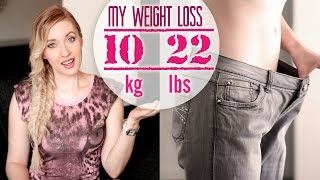 My weight loss story ★ 22lbs or 10kg challenge status: SUCCESS!