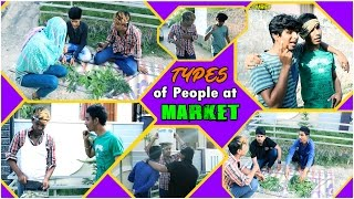 People At Market Be Like || Warangal Diaries || Latest Funny Video 2016.