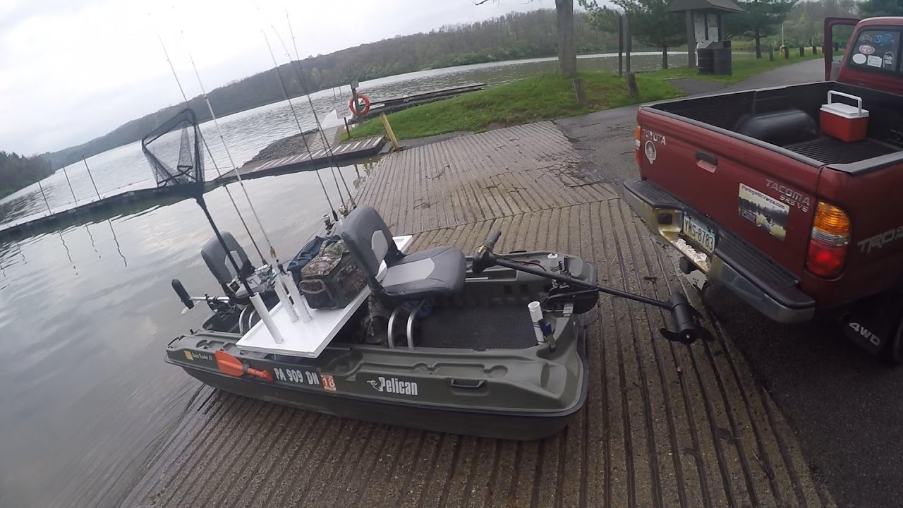 Pelican Bass Raider 10e Disaster On The Lake By Fish N