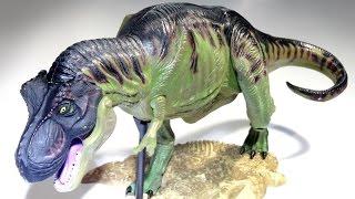 Building Mighty T Rex Model Kit By Eduscience Wacky Lab