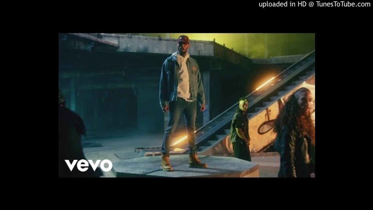 Bryson tiller i want you (feat. Usher & chris brown) -new song.
