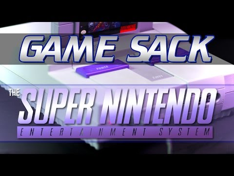 The Super Nintendo - SNES - Review - Game Sack