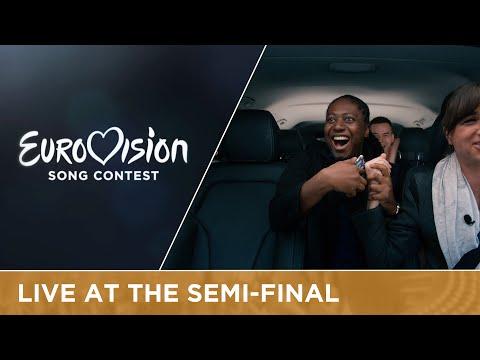 Eurovision Taxi (Eurovision Song Contest Semi - Final 1)
