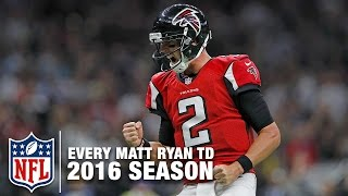 Every Matt Ryan TD from his MVP Season | NFL
