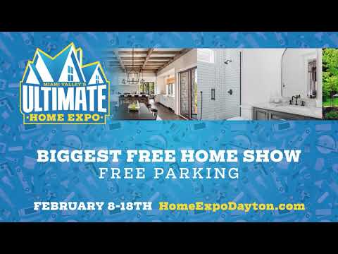 Dayton Home And Garden Show 2020.Dayton S Ultimate Home Expo The Miami Valley S Free Home Show