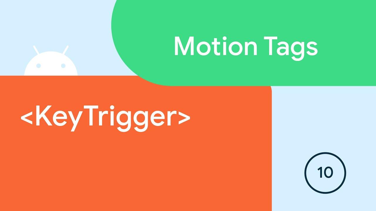 KeyTrigger - Motion Tags #10