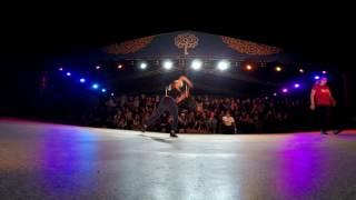 Arina Shumakova vs Saniya Shalabekova | Dancehall | ISDS in Astana 2016