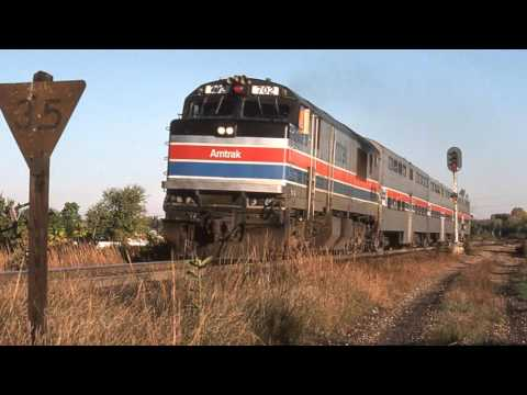 Amtrak Rockford: A tribute to the Black Hawk 1974-1981