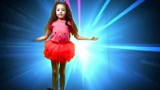 Kids dancing by Vania Mania kids show