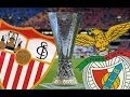 Sevilla vs Benfica Tanda de Penaltis Final Turin / BIRIS NORTE