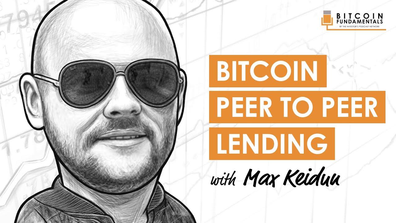 peer to peer lending crypto)
