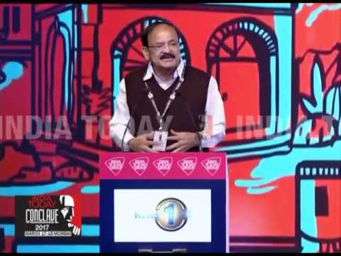 Exclusive : Union Ministers Of Modi Cabinet On The Governance Agenda | India Today Conclave 2017