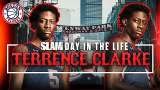 Terrence Clarke Puts On FOR THE CITY AND THE KIDS  ☘️ | SLAM Day in the Life