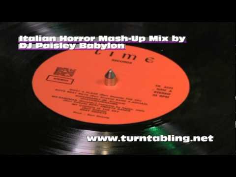 A WALK THROUGH THE DARK: Italian Horror Soundtrack Mix by DJ Paisley Babylon