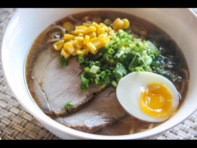 Japanese Noodle Basics