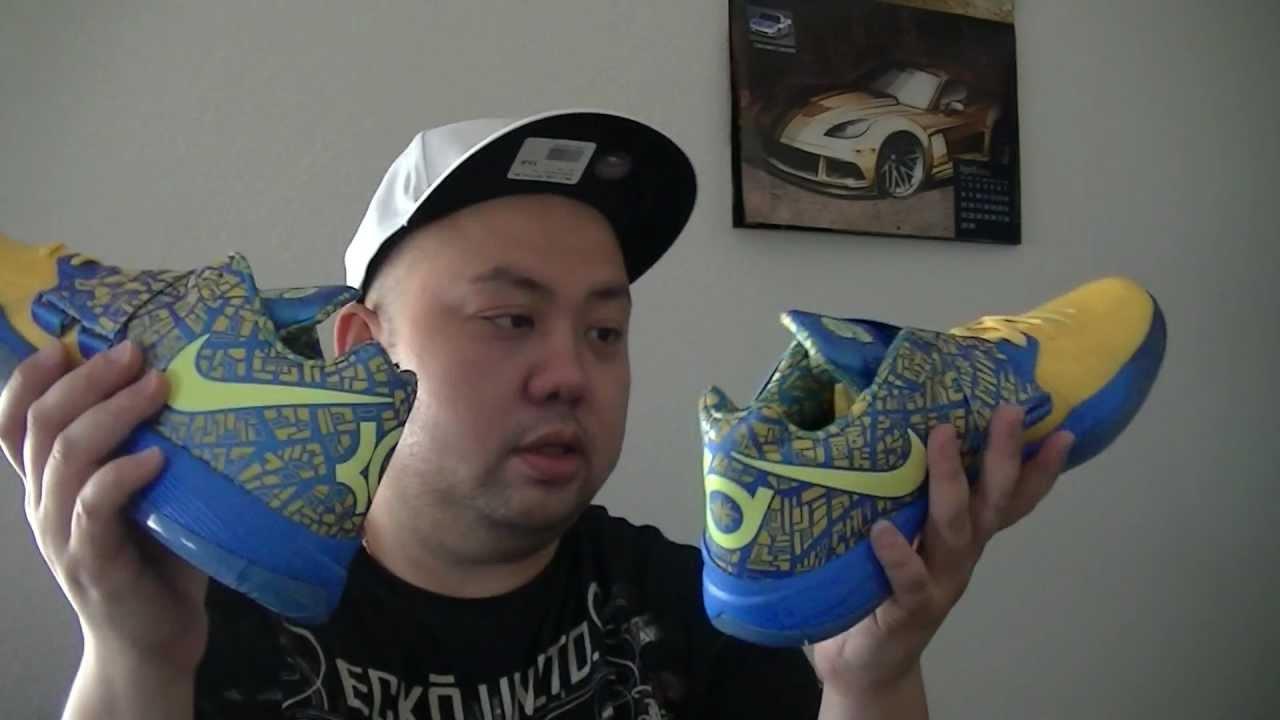 Nike Zoom KD IV 4