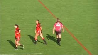 Western Women's Rugby League - Group 10 v Group 11 18's Tackle Full Game