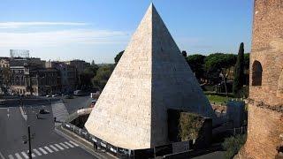 Piramide di Caio Cestio Roma