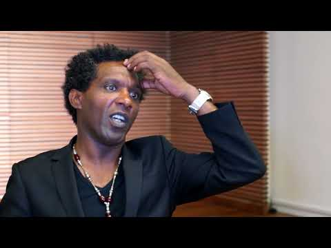 Lemn Sissay: FULL INTERVIEW | Spoken Word Archive