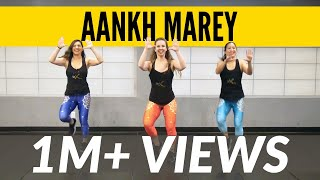 AANKH MAREY | Simmba | BOLLYX, THE BOLLYWOOD WORKOUT | Bollywood Dance Choreography
