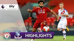 Fabinho mit Traumtor! | FC Liverpool - Crystal Palace 4:0 | Highlights - Premier League 2019/20