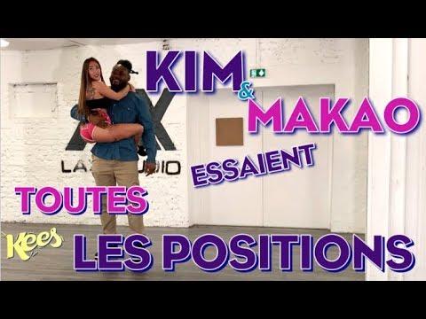 Les Tutos Danse De Kim : #3 Le Rock Acrobatique (Feat Makao)   KEES