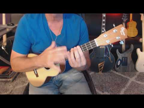 The Aristocats Everybody Wants To Be A Cat Ukulele Tab Preview