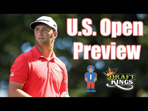 U.S. Open Preview & Picks - DraftKings
