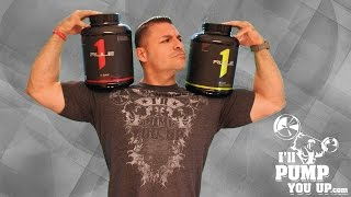 Rule 1 Nutrition R1 Protein Supplement Review with Taste Test(http://www.illpumpyouup.com/rule-1-proteins/ Tim Muriello, Fitness and Supplement Expert for I'llPumpYouUp.com, examines and reviews in detail, Rule 1 ..., 2015-03-17T13:46:12.000Z)
