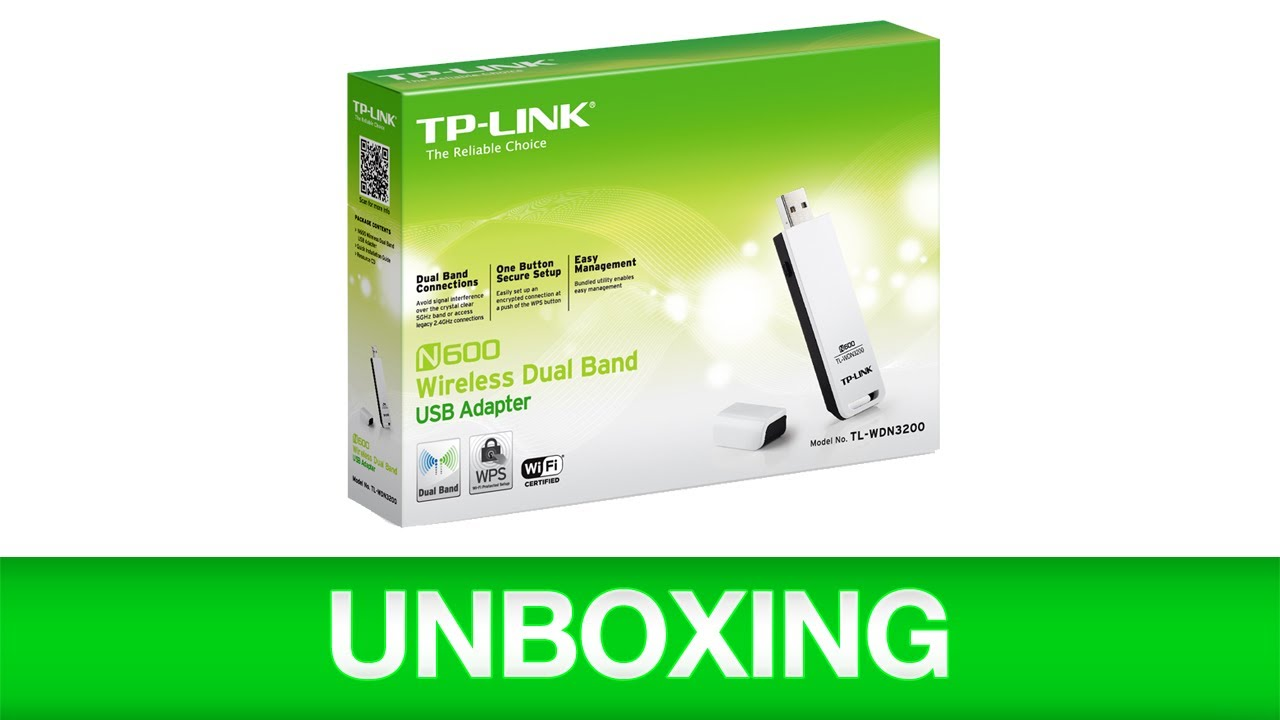 Tp-link tl-wdn3200 n600 wireless dual band usb adapter windows xp.