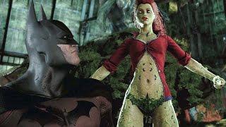 BATMAN vs POISON IVY (Hiedra Venenosa) | Arkham Asylum en Español (Return to Arkham PS4) | #15