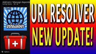 URL RESOLVER FIX FOR KODI JUNE 2018 - MOVIES & TV SHOWS NOT WORKING? (EASY FIX ALL DEVICES) 2018