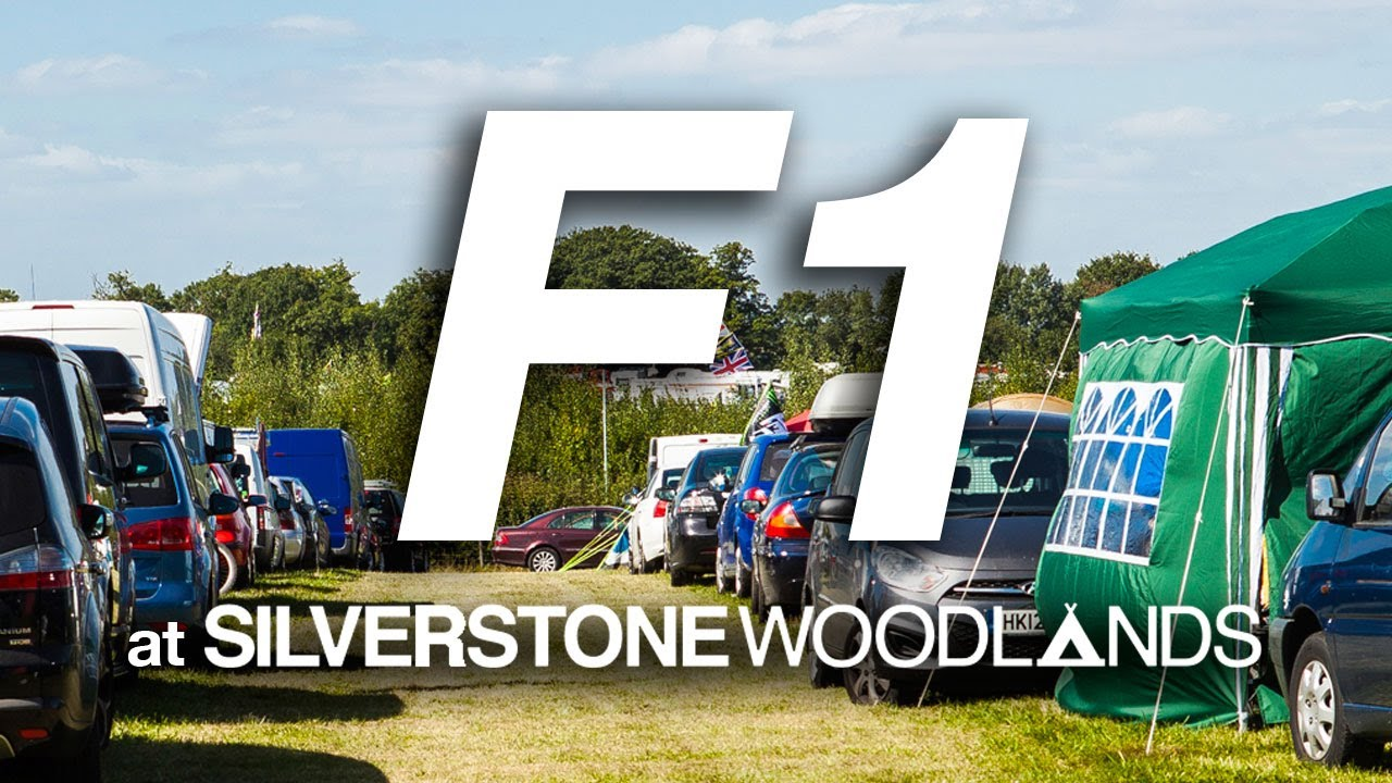 F1 at Silverstone Woodlands - YouTube