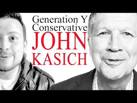 the Generation Y Conservative - An Analysis of John Kasich......and Dr. Ben Carson