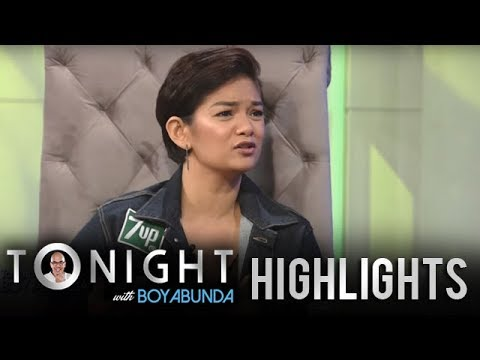 TWBA: Meryll Soriano talks about her source of happiness