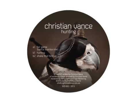 NTD002 - Christian Vance - Hunting
