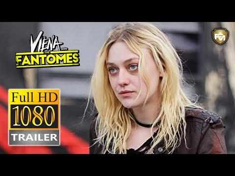 VIENA AND THE FANTOMES Trailer HD (2020) Dakota Fanning, Jon Bernthal Movie