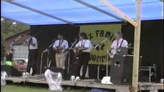Knee Deep in Loving You - Bluegrass Cardinals - The First Foxfest (1990)