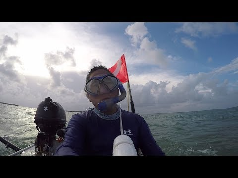 First DIY Hawaiian Spear Fishing Trip