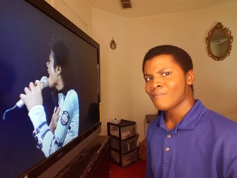 "MICHAEL JACKSON - ""Another Part Of Me"" (REACTION)"