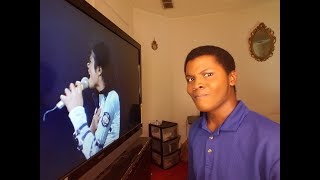 """MICHAEL JACKSON - """"Another Part Of Me"""" (REACTION)"""