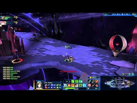 Closers Online Beta PvP AOS Mode Yuri Seo Long Gameplay