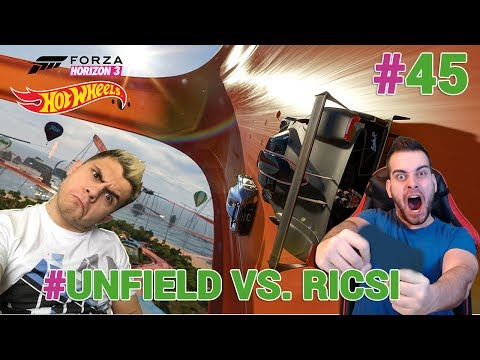 🚗 Megvertem UNFIELD-ot? 🎮 Forza Horizon 3 Hot Wheels #45