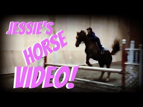 JESSIE''S HORSE VIDEO! Day 139 (05/19/18)